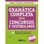 Gramática Completa Para Concursos E Vestibulares Nova Ort
