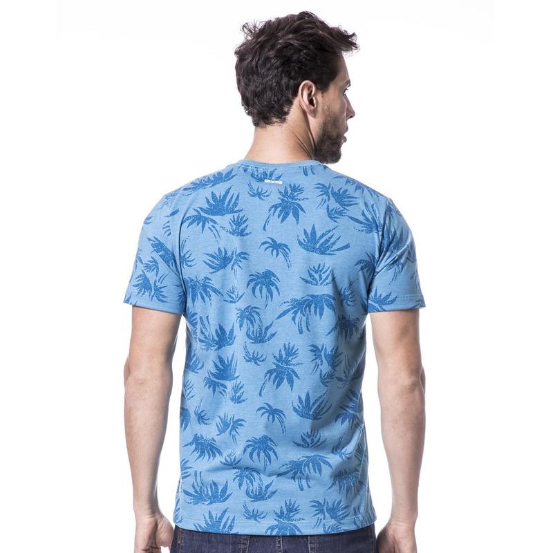 Camiseta Long Island BDY Azul