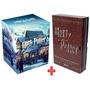 Livro Box Harry Potter 7 Volumes Guia Cinematografico