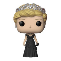 Princesa Diana Pop Funko #03 - Pop! Royals