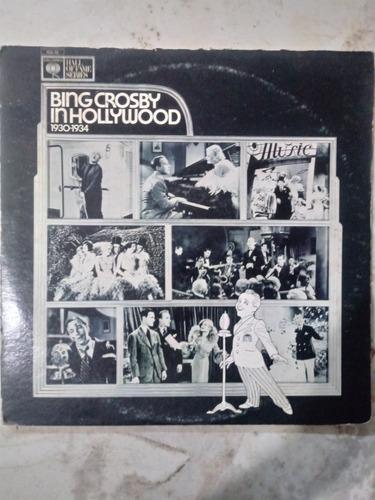Lp Bing Crosby In Hollywood 1930-1934 Original