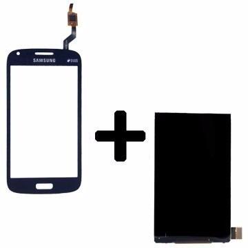 Tela Touch + Display Samsung Galaxy S3 Duos I8262 Azul