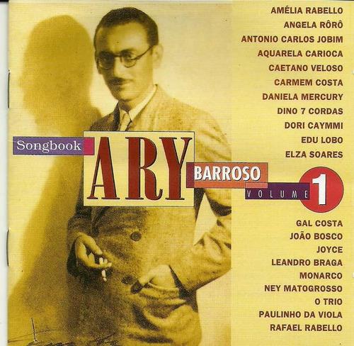 Ary Barroso Songbook Volume 1 Cd Original