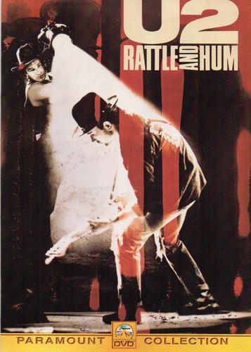 U2 Rattle And Hum Dvd 100% Original