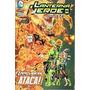 Os Novos 52! Lanterna Verde Nº 23 Larfleeze Ataca!