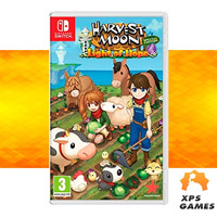 Jogo Harvest Moon Light of Hope - Switch