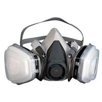 Kit Respirador Reutil. Semifacial 6200 Filt/Cart-3M