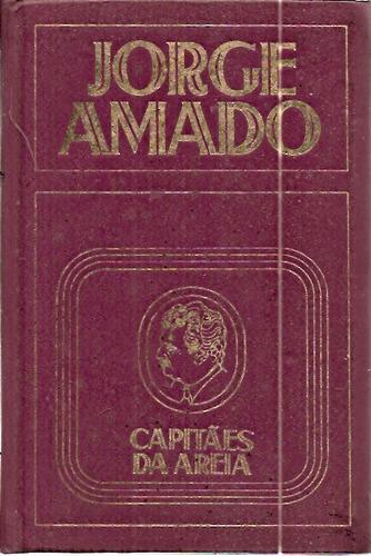 Livro Capitães Da Areia (martins) Amado, Jorge Original