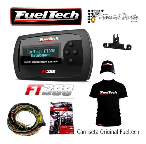 Fueltech Ft300 Chicote 3 Metros Na Pronta Entrega + Brindes Original