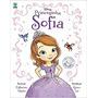 Livro Disney Princesinha Sofia Capa Dura E Novo