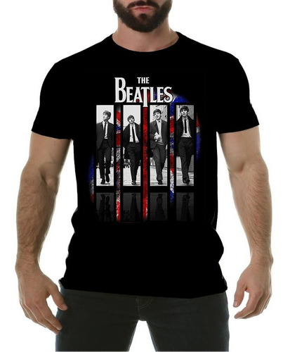 Camiseta Camisa The Beatles Original