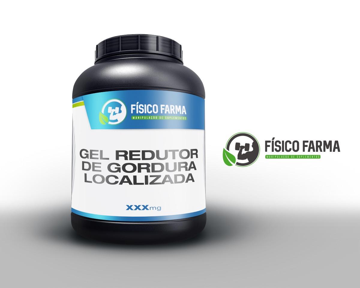 Gel Redutor de Gordura Localizada - 500mg