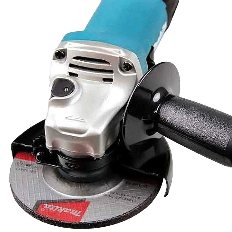 "Esmerilhadeira Angular 720 Watts 115mm (4 1/2"") - Makita - GA4534 - 110 Volts"