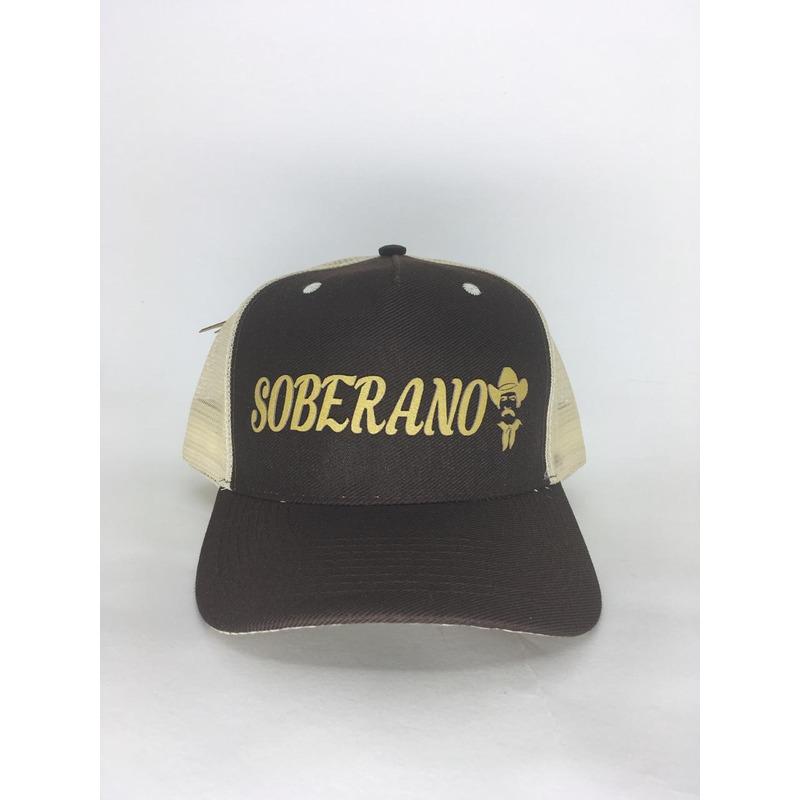 BONÉ TIÃO CARREIRO SOBERANO