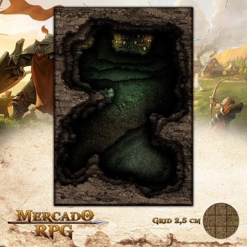 Grid Rpg Dungeons And Dragons Altar Do Sacrifício