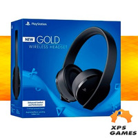 Headset Stereo 7.1  Sony New Gold