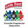 Aromatizante P/ Carro Little Trees 5 Unids Frete Grátis