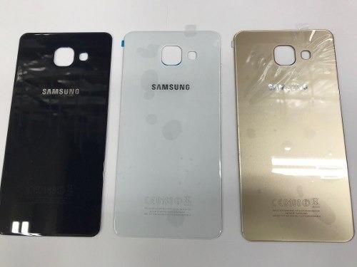 Tampa Traseira Galaxy A7 2016 Sm-a710m/ds Original