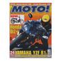 Moto! N°90 Yamaha Yzf 1000r Honda Hornet 900f Marauder 800