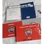 Manual Proprietário Palio 2012 Mod. Novo Kit Completo C/capa