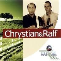 Cd Chrystian E Ralf Globo Rural Original