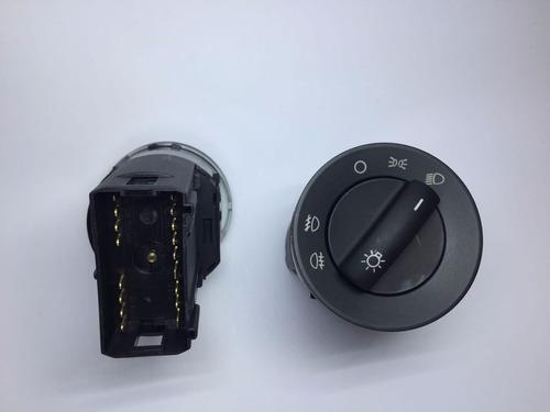 Botão Interruptor Farol Vw Golf Polo 6q0941531 M2607a