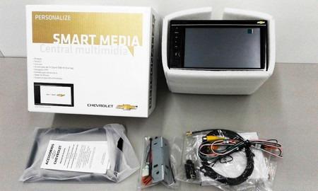 Central Multimidia Com Tv Gps Onix- Prisma Cod.52152167 Gm