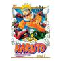 Livro Naruto Gold Vol. 01