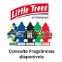 Little Trees Aromatizante Cheirinho P/ Carro Kit 10 Unidades