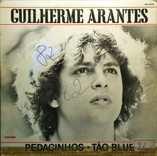 Guilherme Arantes Compacto 1983 Pedacinhos Original