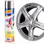 Tinta Spray Cromado Automotiva Carro Moto Roda 400ml