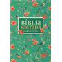 Bíblia Nvi Leitura Perfeita Letra Grande Flores