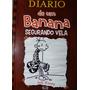 Diário De Um Banana 7 Segurando Vela Jeff Kinney