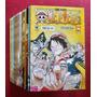 One Piece 19 Mangás ( Vol. 56 Ao Vol. 70 36, 42, 52e53) )