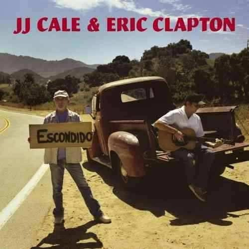 Cd Jj Cale E Eric Clapton Road To Escondido - Importado Original