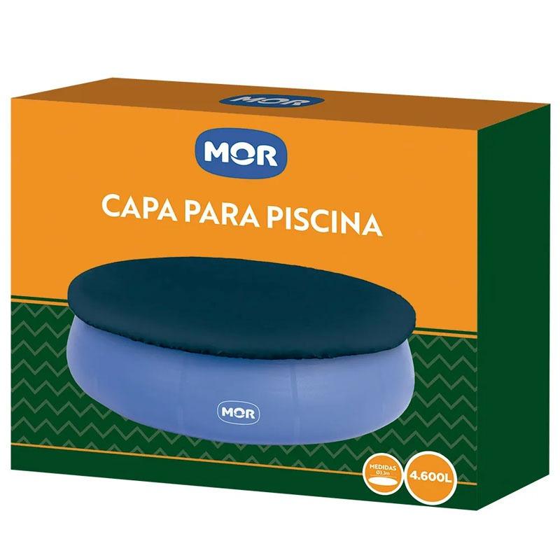 CAPA DE PISCINA INFLÁVEL 4600L - MOR