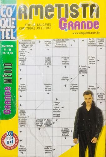 Kit 50 Cruzadas Diretas Coquetel Sudoku Cripto Caça Palavra