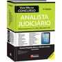 Livro Vade Mecum Analista Judiciario Gramatica Basica