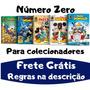 Combo 5 Gibis Disney 2019 Nº 0 Lançamento Hq Frete Grátis