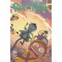 Hq Rick And Morty Capa Dura Volume 3