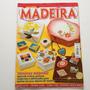 Revista Arte Fácil Madeira Pinturas Porta jóias Bandeja D41