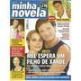 Revista Minha Novela 132 Março 2002 Capa O Clone