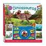 Livro Aventura Fotográfica Dinossauros C/8sons