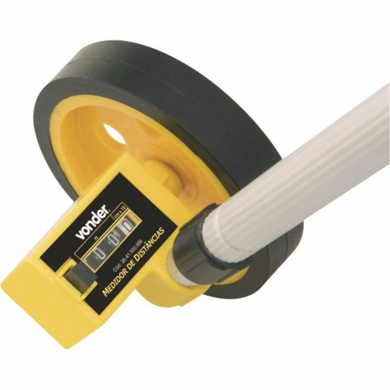 Medidor/Totalizador de Distância Vonder com roda VD