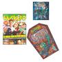 Recreio Monster Club Revista Caixão Miniatura Aleatória