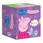 Minibiblioteca Peppa Pig Com 6 Minilivros Cartonados