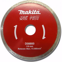 Disco Diamantado 110mm Makita p/ Mármore-Granito-Cerâmica