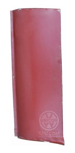 Remendo Lateral Traseiro Esquerdo Inferior Reforçado Corcel 1 Original