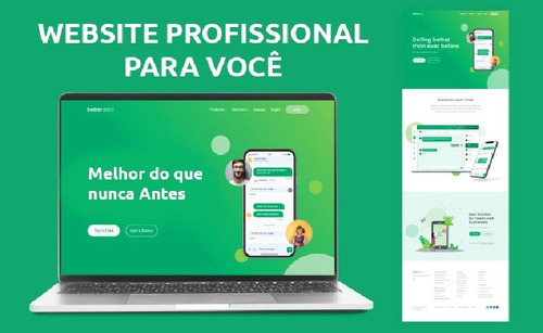 Criação De Site Profissional Wordpress + Elementor Pro Original