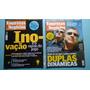 Lote 10 Revistas Empresas & Negócios. Vencer!. Exame Negóc